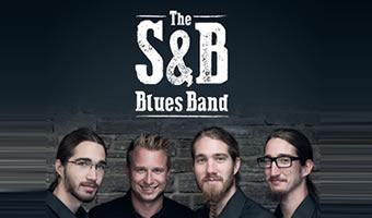 The S&B Bluesband im One Up
